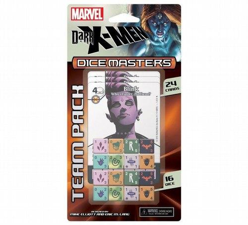 Marvel Dice Masters: Dark X-Men Dice Building Game Team Pack