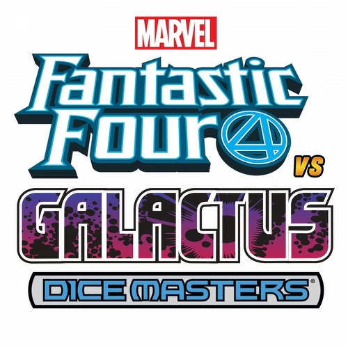Marvel Dice Masters: Fantastic Four vs Galactus Box