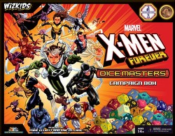 Marvel Dice Masters: X-Men Forever Dice Building Game Campaign Box