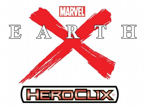 HeroClix: Marvel Earth X Booster Case [20 boosters]
