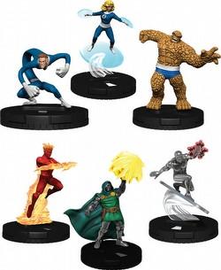 HeroClix: Marvel Fantastic Four Cosmic Clash Starter Set