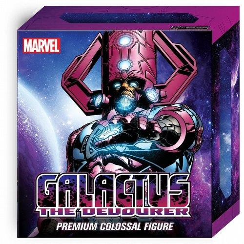 HeroClix: Marvel Galactus - Devourer of Worlds Premium Colossal Figure Box