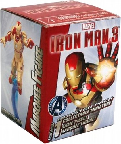 HeroClix: Marvel Iron Man 3 Marquee Figure