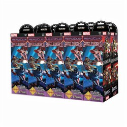 HeroClix: Marvel Secret Wars - Battleworld Booster Brick [10 boosters]