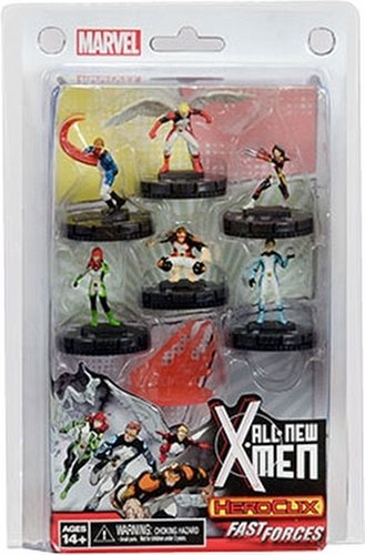 HeroClix: Marvel All-New X-Men Fast Forces Pack