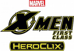 HeroClix: Marvel X-Men First Class (Modern) Dice & Token Pack