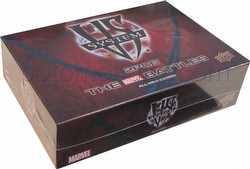 Marvel VS 2-Player Card Game Set