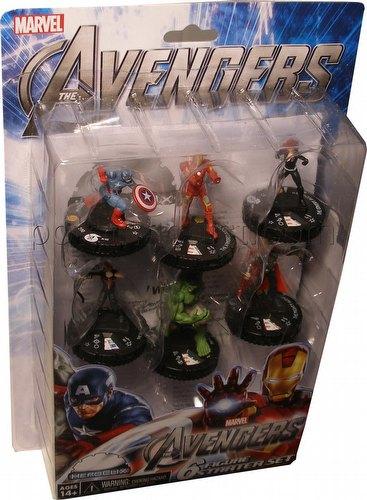 HeroClix: Avengers Movie 6 Figure Starter Set