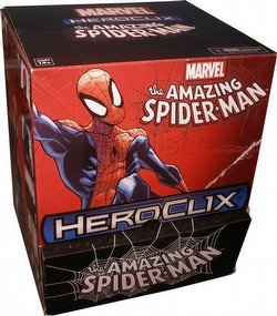 HeroClix: Marvel The Amazing Spider-Man Gravity Feed Box