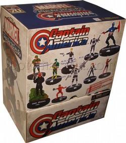 HeroClix: Marvel Captain America Gravity Feed Box