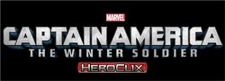 HeroClix: Marvel Captain America - The Winter Soldier 6-Figure Starter Set
