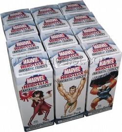 HeroClix: Marvel Fantastic Forces [12 boosters]