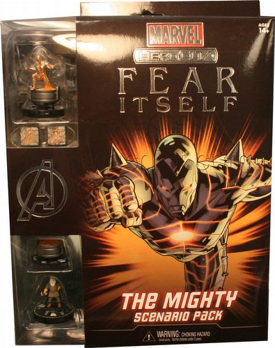 HeroClix: Marvel Fear Itself The Mighty Scenario Pack