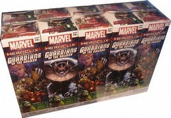 HeroClix: Marvel Guardians of the Galaxy Booster Brick [10 boosters]