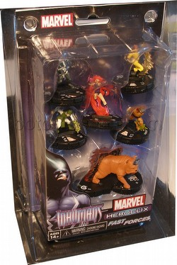 HeroClix: Marvel Guardians of the Galaxy Inhumans Fast Forces Pack