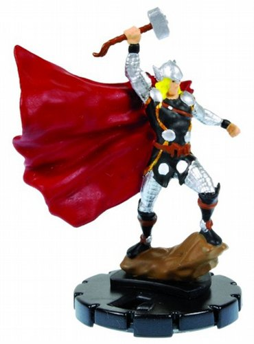 HeroClix: Marvel Hammer of Thor Booster Brick (Half Case) [10 boosters]
