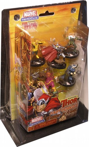 HeroClix: Marvel Hammer of Thor Fast Forces 6-Pack