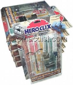 HeroClix: Marvel Outdoor Adventure Pack [6 packs]