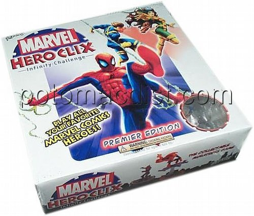 HeroClix: Marvel Premier Edition Starter Set