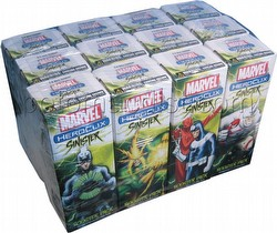 HeroClix: Marvel Sinister ClixBrick [12 boosters]