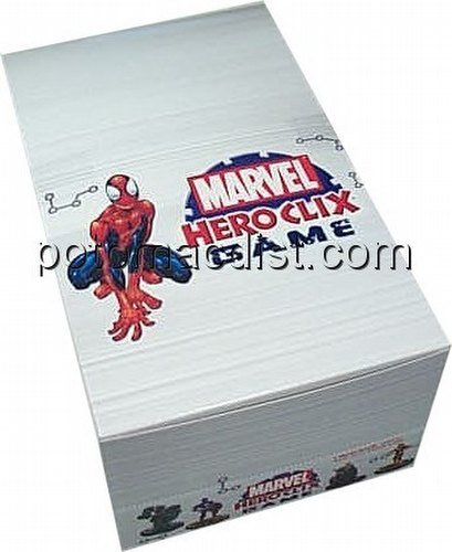 HeroClix: Marvel Universe Booster Box [8 packs]