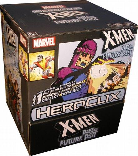 HeroClix: Marvel X-Men - Days of Future Past Gravity Feed Box