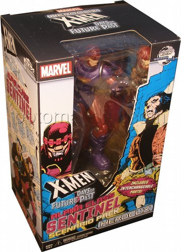 HeroClix: Marvel X-Men - Days of Future Past Sentinel Pack