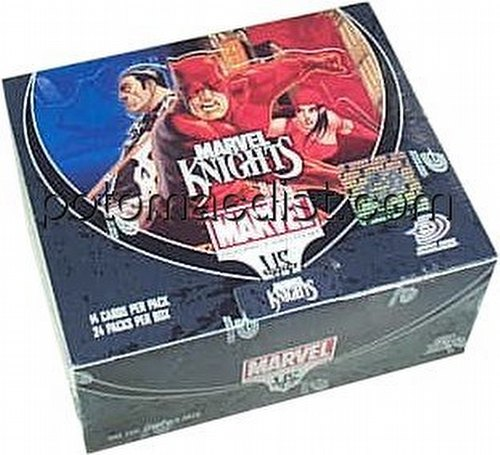 Marvel VS TCG: Knights Booster Box