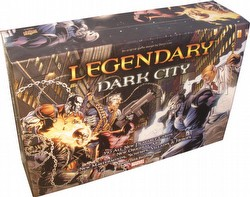 Marvel Legendary Deck Building Game Dark City Expansion Box