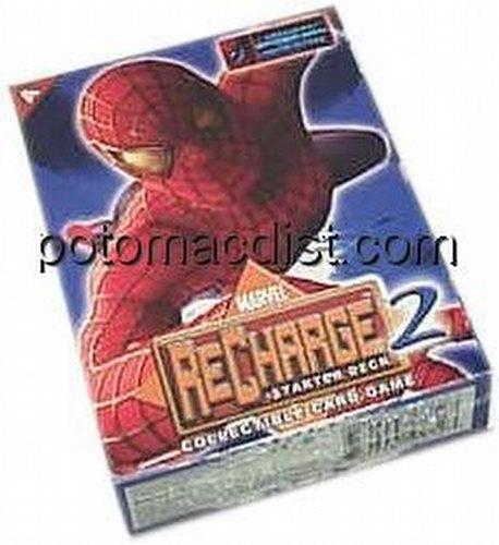 Marvel Recharge: Series 2 Starter Deck A