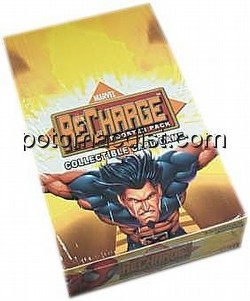 Marvel Recharge: Series 1 Booster Box