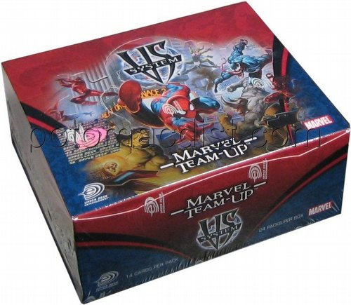 Marvel VS TCG: Team Up Booster Box
