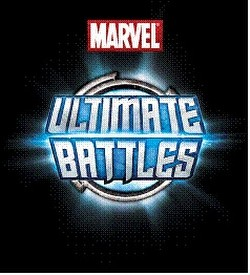 Marvel Ultimate Battles: Booster Box Case [12 boxes]