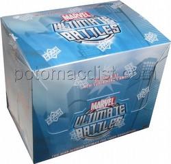 Marvel Ultimate Battles: Starter Deck Box