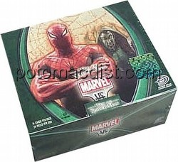 Marvel VS TCG: Web of Spiderman Booster Box [1st Edition]