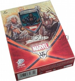 Marvel VS TCG: X-Men Vs. Brotherhood 2-Player Starter Deck [1st Edition]