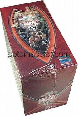 Marvel VS TCG: X-Men Vs. Brotherhood 2-Player Starter Deck Box [1st Edition]