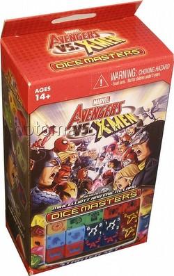Marvel Dice Masters: Avengers Vs. X-Men Dice Building Game Starter Set Box