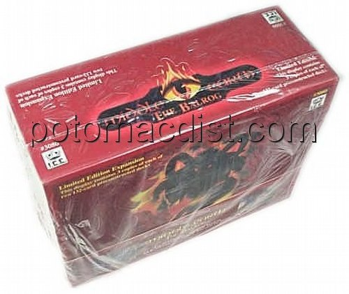 Middle Earth Collectible Card Game [CCG]: Balrog Starter Deck Box