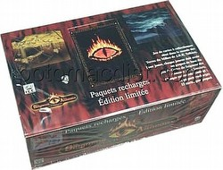 Middle Earth Collectible Card Game [CCG]: Dragons Booster Box [French]