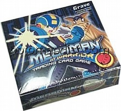 MegaMan Trading Card Game [TCG]: Grave Booster Box