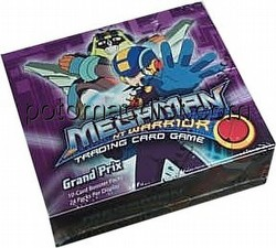 MegaMan Trading Card Game [TCG]: Grand Prix Booster Box