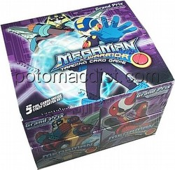 MegaMan Trading Card Game [TCG]: Grand Prix Starter Deck Box