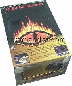 Middle Earth Collectible Card Game [CCG]: Lidless Eye Starter Deck Box [French]