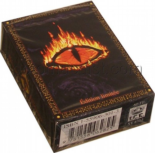 Middle Earth CCG: The Wizards Starter Deck [Limited/French]