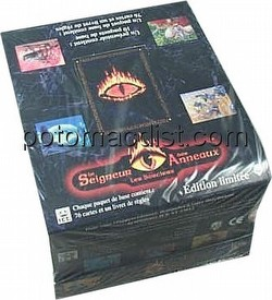 Middle Earth CCG: The Wizards/Les Sorciers Starter Deck Box [Limited/French]