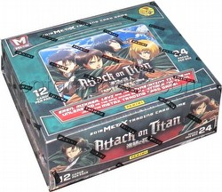 Meta X: Attack on Titan Booster Box