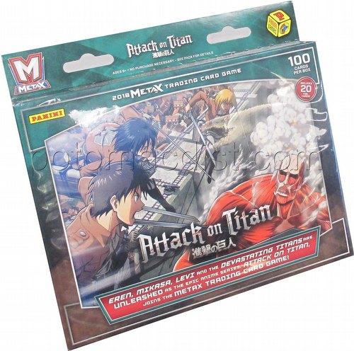 Meta X: Attack on Titan Starter Deck