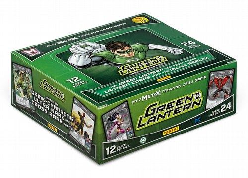Meta X: Green Lantern Booster Box