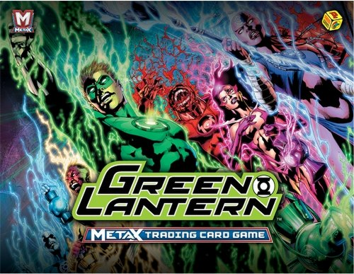 Meta X: Green Lantern Booster Box